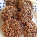 Een uitdaging, een vraag en Jam-Havermout koekjes