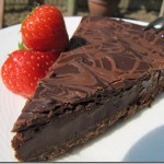 Verjaardagstaart nr. 2: Chocolade Truffel Taart