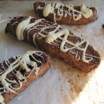 Banaan Chocolade Biscotti