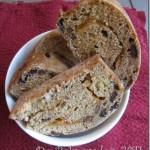 Zoet Kruidig Opgerold Pompoenbrood
