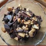 Vegan Chocolade IJs