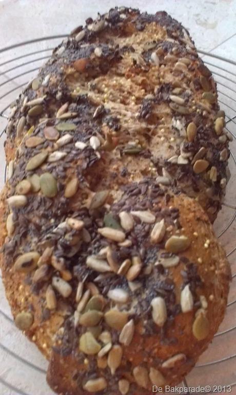 Zaden Vlecht Brood