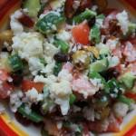 Frisse Bloemkool Salade