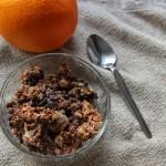 Sinaasappel Chocolade Kokos Cruesli