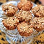 Citroen Zaden Muffins