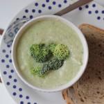 Romige Broccoli Bloemkool Soep