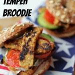 Smoky Tempeh Broodje