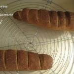 Volkoren Parmesaans brood