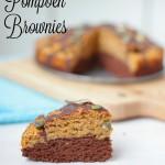 Suikervrije Pompoen Chocolade Brownies