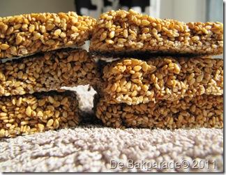 Stom toeval Sesam Crunch Repen