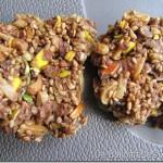 M&M Sesamzaad Crunch Repen