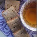 Boekweit Graham Crackers (Glutenvrij)