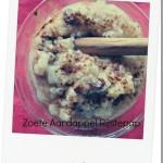 Zoete Aardappel Rijstepap