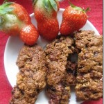 Aardbei Witte Chocolade Biscotti