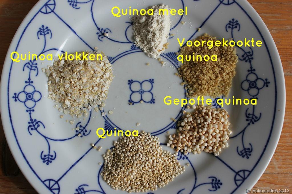 Quinoa Week