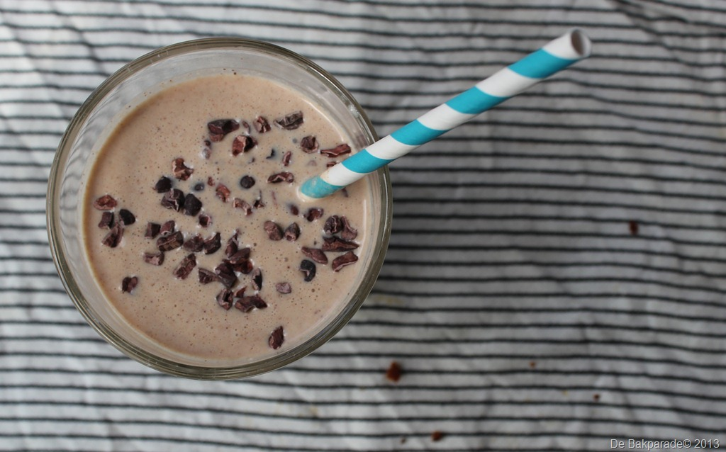 Speculoos smoothie