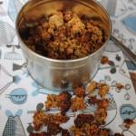 Quinoa Speculoos Cruesli