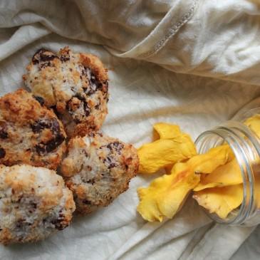 Food Blog Swap: Tropische Chocolade Kokoskoekjes