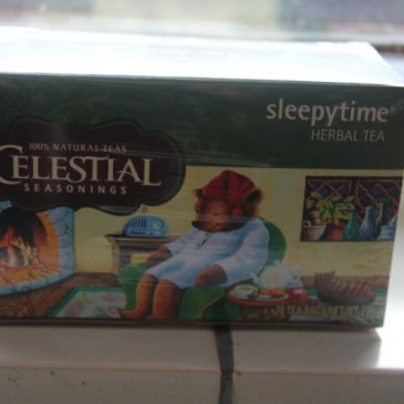 Review Sleepy Time Celestial