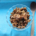 Gezonde Morning Glory Granola