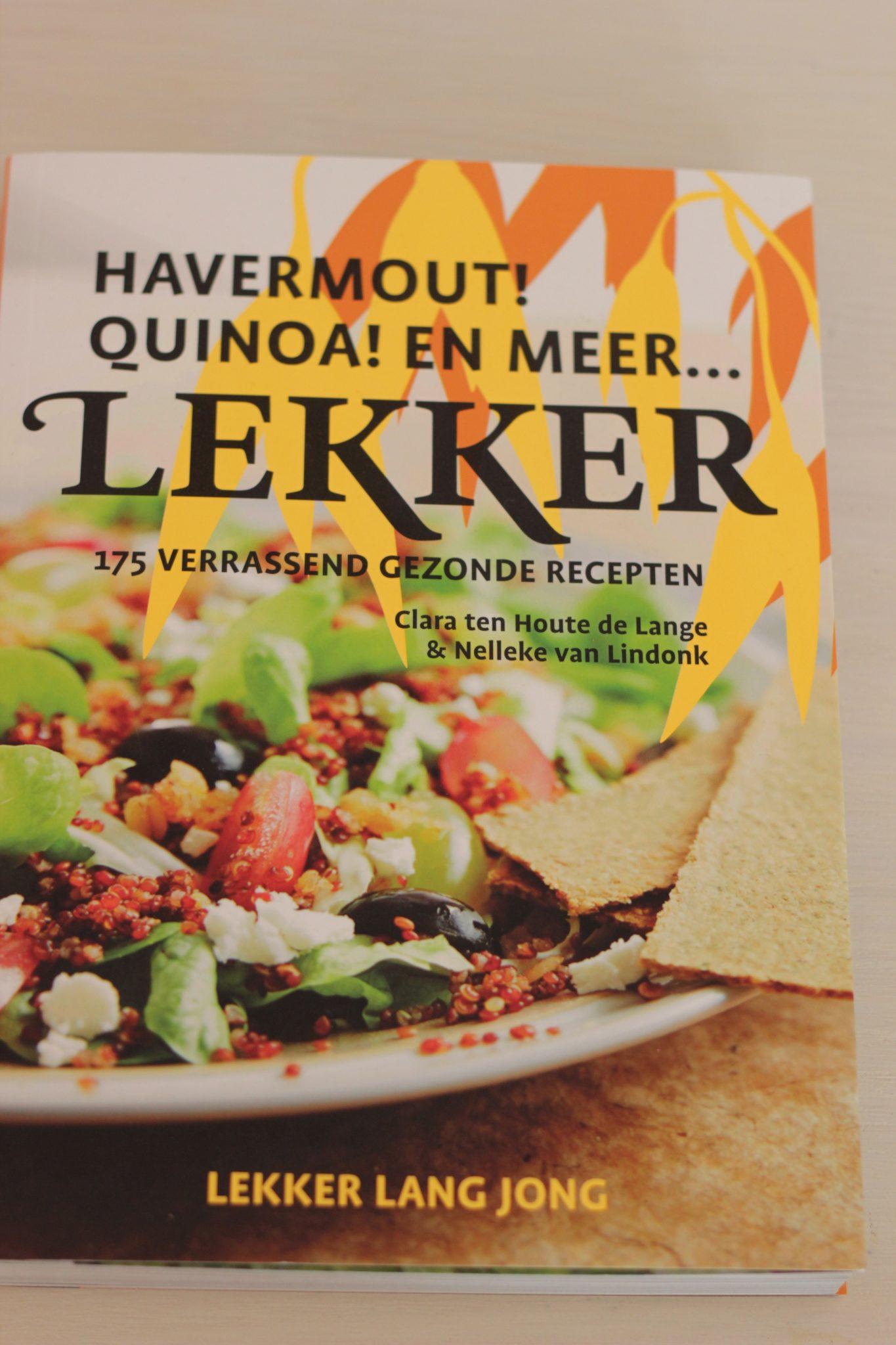Havermout, Quinoa en Meer kookboek Review