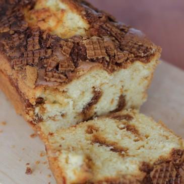 Koopmans Stroopwafel Cake