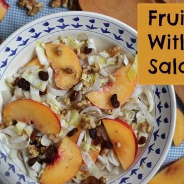 Fruitige Witlof Salade
