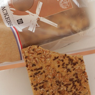 Leev Spelt Meerzaden Crackers