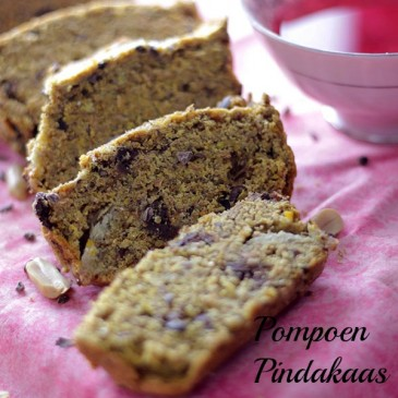 Pompoen Pindakaas Brood