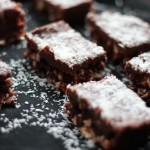 Fudge Chocolade Rijstwafel Repen