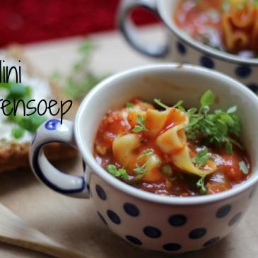 Tortellini Tomatensoep