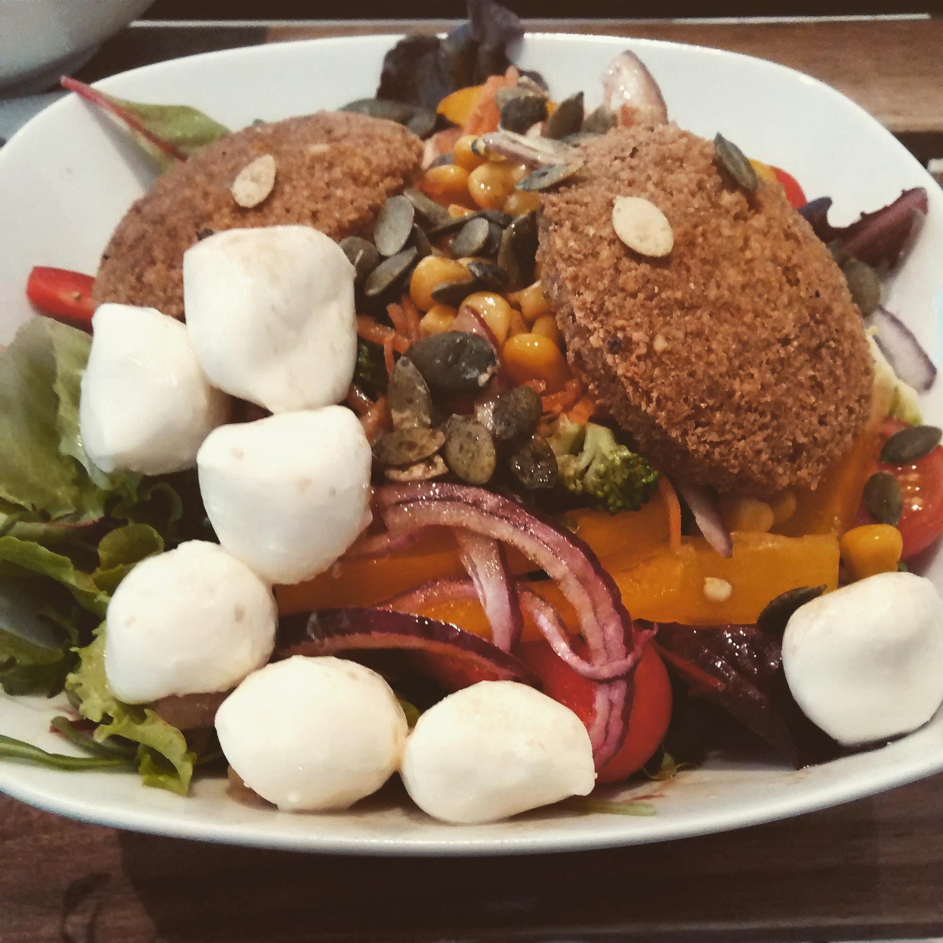 Culinair Maastricht: Salad Bar Maastricht