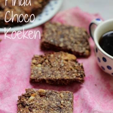Healthy Pinda Choco Koeken