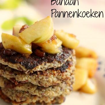 Quinoa Banaan Pannenkoeken
