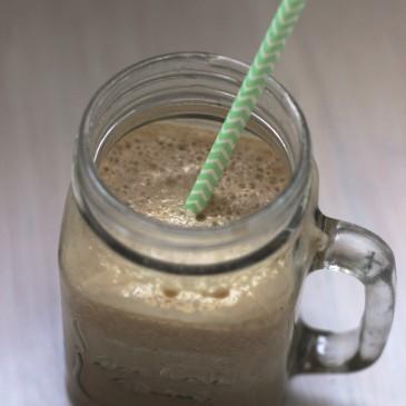 Suikervrije Healthy Kokos IJskoffie