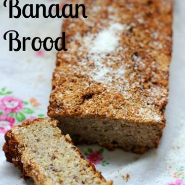 Quinoa Kokos Banaan Brood