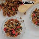Spelt Zoete Aardappel Granola
