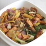 Gezondste en Lekkerste Vleesvervanger Test Deel 1: AH biologisch tofu roerbakreepjes