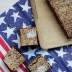 Gezonde Suikervrije Kokos Brownies
