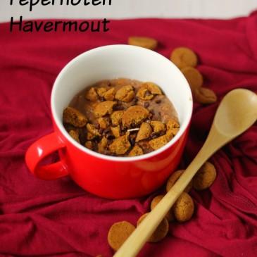 Chocolade Pepernoten Havermout