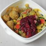 Gezondste en Lekkerste Vleesvervanger Deel 7: Tivall Groentenballetjes