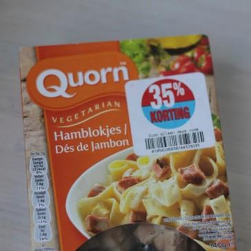 Gezondste en Lekkerste Vleesvervanger Deel 6: Quorn Ham Blokjes