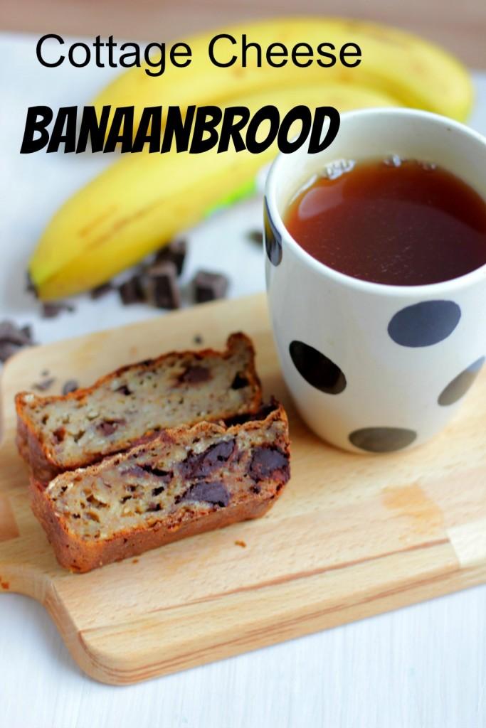 cottagecheesebanaanbrood