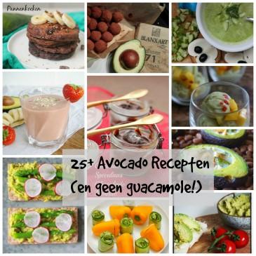 25+ Avocado Recepten (en geen guacamole)
