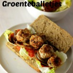 Witte Bonen Groenteballetjes