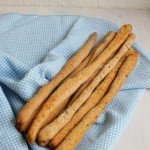 Olijven, Zaden en Parmezaanse Kaas Soepstengels (3 varianten!)
