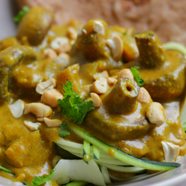 Cottage Cheese Champignon Curry