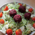 Gezondste en Lekkerste Vleesvervanger Deel 11: Tivall Falafel Rode Biet