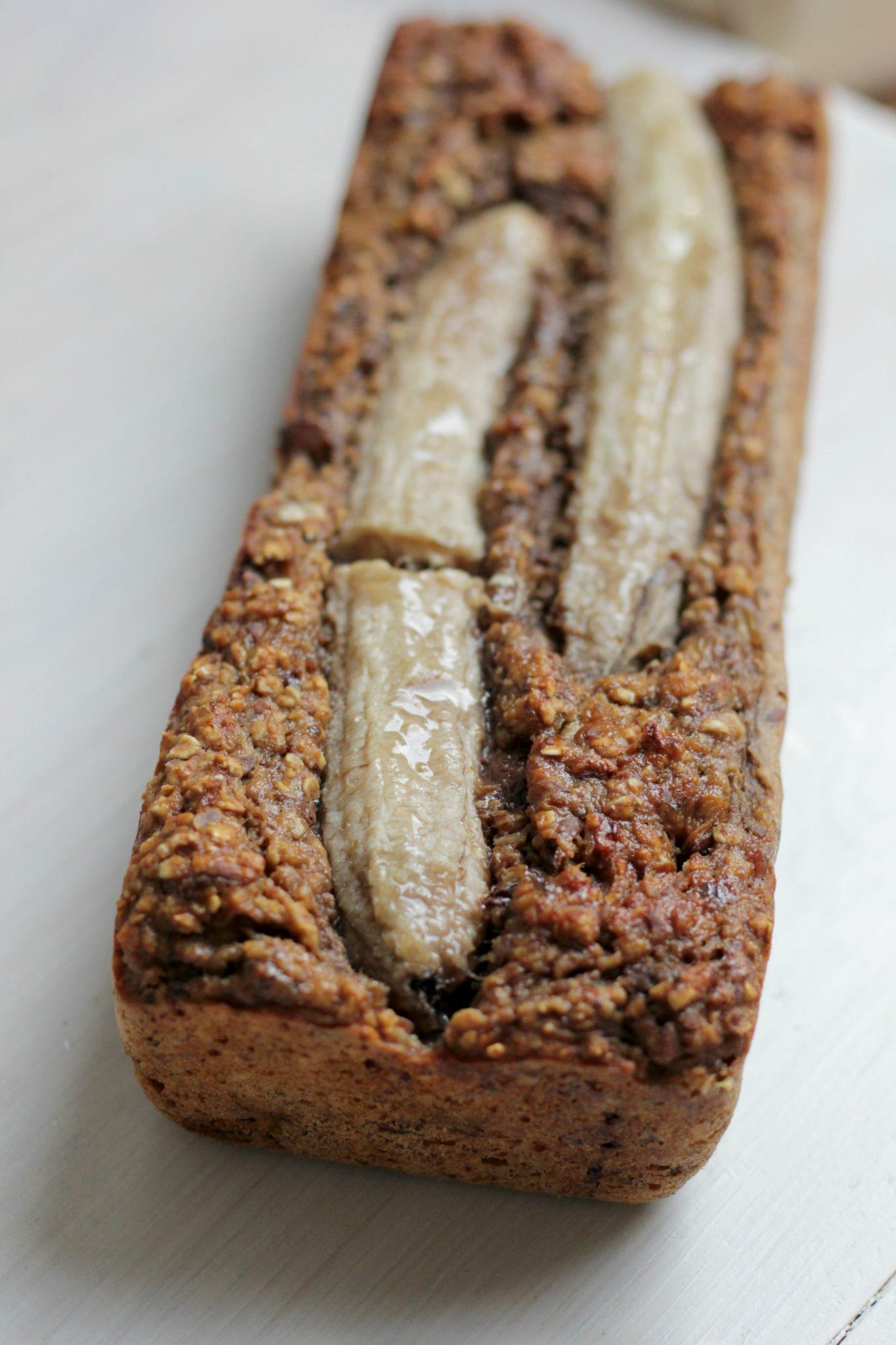 Banaan Koffie Brood