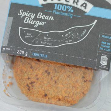 Gezondste en Lekkerste Vleesvervanger Deel 15: Vivera Pittige Bonen Burger